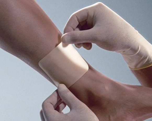 Cuidado de herida quirúrgica